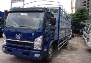 Bán xe tải Faw 7.25 tấn, thùng dài 6.3m, cabin Isuzu hiện đại giá 460 triệu tại Hà Nội