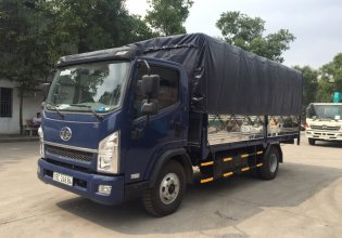Bán xe tải Faw 6,95 tấn, thùng dài 5,1m, máy khỏe, hỗ trợ vay 70% giá 390 triệu tại Hà Nội