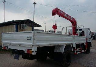 Bán xe tải Dongfeng gắn cẩu Unic Hoàng Huy B170 giá 1 tỷ 120 tr tại Hà Nội