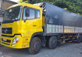 Hạ giá bán thanh lý xe tải bàn 4 chân Dongfeng nhập khẩu đời 2016, máy L315, giá 970 triệu. Trả góp 90% giá 970 triệu tại Bắc Ninh