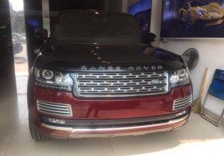 Chuyên bán Range Rover SV Autobiography: 1 màu và 2 màu, trắng đen, đỏ đen, xám đen giá 9 tỷ 119 tr tại Hà Nội