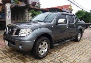 Bán ô tô Nissan Navara LE đời 2010, màu xám, nhập khẩu nguyên chiếc còn mới giá 355 triệu tại Hà Tĩnh