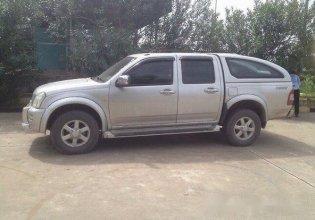 Bán lại xe Isuzu Dmax 3.0 4x4 sản xuất 2007, màu bạc giá cạnh tranh giá 290 triệu tại Vĩnh Phúc