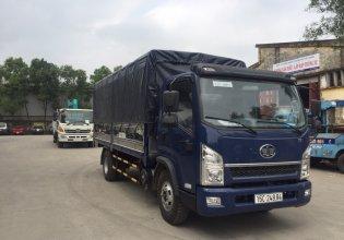 Bán xe tải Faw 6,95 tấn,thùng dài 5,1m,cabin Isuzu thế hệ mới,giá tốt giá 388 triệu tại Hà Nội