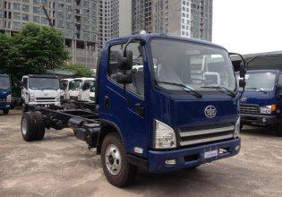 Bán xe tải Faw 7,31 tấn thùng dài 6,25m. Hỗ trợ vay 70% xe giá 415 triệu tại Hà Nội