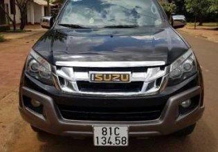 Bán ô tô Isuzu Dmax đời 2014, màu đen, nhập khẩu như mới giá 437 triệu tại Kon Tum