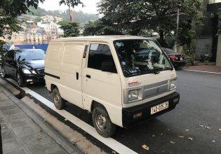 Bán xe Suzuki Super Carry Van đời 2014, màu trắng giá cạnh tranh giá 225 triệu tại Quảng Ninh
