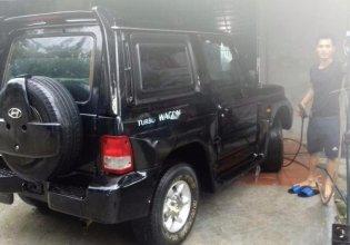 Bán Hyundai Galloper 2.5 MT đời 2003, màu đen, nhập khẩu giá 138 triệu tại Phú Thọ