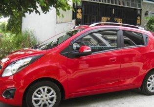 Bán xe Chevrolet Spark Zest đời 2015, màu đỏ, xe nữ sử dụng chính chủ đi không 1 lỗi nhỏ giá 285 triệu tại Đồng Nai