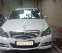 Bán ô tô Mercedes C250 đời 2012, màu trắng, xe gia đình, giá chỉ 760 triệu giá 760 triệu tại Hà Nội