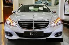 Xe Mercedes E200 2017 đã có mặt tại thị trường giá 2 tỷ 99 tr tại Hà Nội