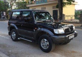 Bán Hyundai Galloper đời 2004, màu đen, xe nhập như mới, 235 triệu giá 235 triệu tại Hà Nội