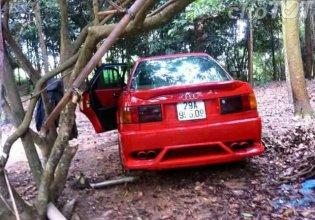 Bán xe Audi 80 năm 2000, màu đỏ, nhập khẩu giá 100 triệu tại Bắc Giang
