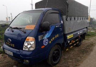 Bán xe Kia Bongo 1.4T đời 2005, màu xanh lam, nhập khẩu nguyên chiếc giá 165 triệu tại Hải Dương