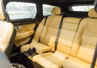 Bán Volvo V90 Cross County T6 AWD đời 2018, màu đen, nhập khẩu nguyên chiếc giá 2 tỷ 890 tr tại Hà Nội