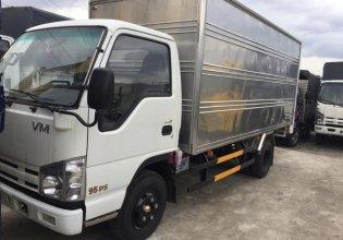 Xe tải Isuzu 3,5 tấn thùng 4.3 tấn mui bạt /bán xe tải Isuzu QHR650 tại Cty Ô Tô Phú Mẫn giá 420 triệu tại Tp.HCM