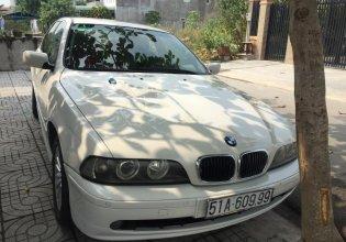 Cần bán BMW 5 Series 525i năm sản xuất 2002, màu trắng, xe nhập số tự động, giá tốt giá 260 triệu tại BR-Vũng Tàu
