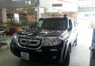 Bán ô tô Honda Pilot năm sản xuất 2010, màu đen, nhập khẩu, chính chủ giá 1 tỷ 195 tr tại Hà Nội