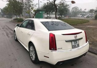Bán Cadillac CTS đời 2010, màu trắng, nhập khẩu   giá 1 tỷ 150 tr tại Hà Nội