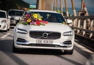 Bán xe Volvo S90 Inscription đời 2017, màu trắng, nhập khẩu giá 2 tỷ 500 tr tại Hà Nội