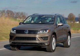 Bán ô tô Volkswagen Toquareg đời 2018, màu nâu, nhập khẩu nguyên chiếc giá 2 tỷ 499 tr tại Tp.HCM