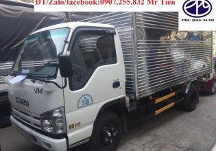 Xe tải 3 tấn 5 / Bán xe tải Isuzu 3.5 tấn / Isuzu 3 tấn 5 bán trả góp giá 450 triệu tại Tp.HCM