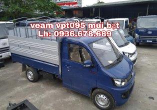 Cấn bán xe Veam VPT095, nội thất đẳng cấp, tải trọng 990kg, thùng dài 2m6 giá 225 triệu tại Hà Nội