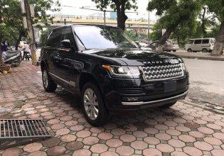 Bán ô tô LandRover Range Rover Hse 3.0 SX 2015, màu đen, nhập khẩu nguyên chiếc giá 4 tỷ 950 tr tại Hà Nội