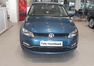 Bán ô tô Volkswagen Polo 2020, màu xanh lam, nhập khẩu chính hãng giá 695 triệu tại Tp.HCM