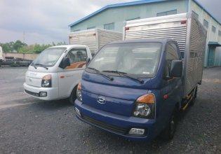 Cần bán Hyundai Porter 1.5 tấn màu xanh lam giá 399 triệu tại Tp.HCM
