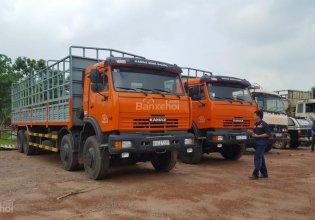 Bán Kamaz 6540 (8x4) thùng 9m mới 2016, tại Kamaz Bình Phước & Bình Dương | Kamaz thùng 30 tấn giá 1 tỷ 300 tr tại Tp.HCM