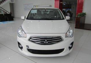 Mitsubishi Attrage Eco nhập khẩu Thái Lan 100% giá 375 triệu tại Tp.HCM