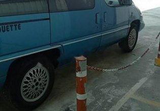 Bán Oldsmobile Silhouette đời 1992, màu xanh lam, nhập khẩu giá 74 triệu tại Đà Nẵng