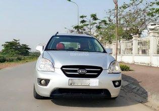 Cần bán Kia Carens đời 2010 EX, 2.0 số tự động, màu bạc chính chủ giá 335 triệu tại Hà Nội