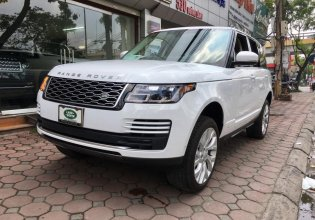 Bán LandRover Range Rover HSE 3.0 2018, màu trắng, nhập khẩu Mỹ - LH: 0982.84.2838 giá 8 tỷ 100 tr tại Hà Nội