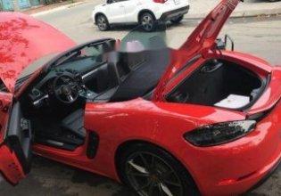Bán Porsche Boxster sản xuất năm 2017, màu đỏ còn mới, giá tốt giá 4 tỷ 800 tr tại Tp.HCM