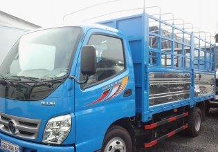 Cần bán xe Thaco Ollin 7 tấn sản xuất 2017, màu xanh lam, giá 419tr giá 419 triệu tại Tp.HCM