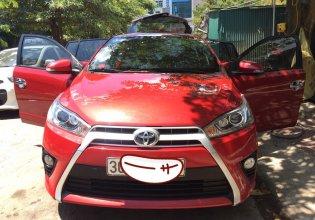Bán ô tô Toyota Yaris Verso YarisG 2016, màu đỏ, nhập khẩu nguyên chiếc giá 583 triệu tại Hà Nội