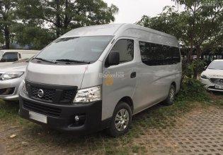 Bán ô tô Nissan NV350 năm 2015, màu bạc, nhập khẩu giá 864 triệu tại Hà Nội