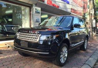 Cần bán LandRover Range Rover HSE 3.0 năm 2016, màu đen, nhập khẩu, LH 0982.84.2838 giá 5 tỷ 680 tr tại Hà Nội