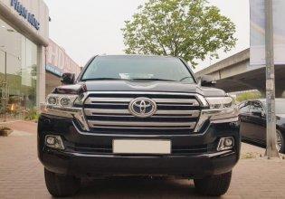 Bán Toyota Land Cruiser VX sản xuất 2016, màu đen, đăng ký tên cá nhân giá 3 tỷ 480 tr tại Hà Nội