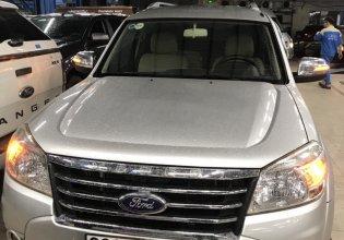Cần bán xe Ford Everest 4x2 MT Sx 2011, màu bạc, xe gia đình sử dụng tốt giá 575 triệu tại Lâm Đồng