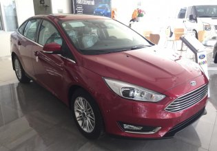 Bán Ford Focus Titaium 1.5L Ecoboost 2018 khuyến mãi khủng, hỗ trợ 80%- chỉ cần trả trước 150tr - LH: 093 1234 768 giá 740 triệu tại Ninh Thuận