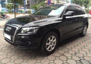 Bán xe Audi Q5 2.0T 2011 màu đen, nội thất kem zin giá 1 tỷ 30 tr tại Tp.HCM
