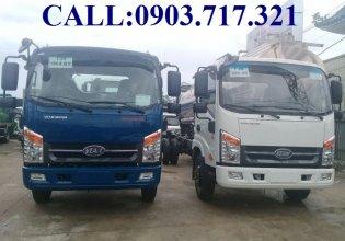 Bán xe tải Veam VT260 thùng siêu dài 6m2, 1T9 giá 535 triệu tại Tp.HCM
