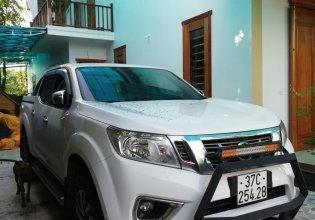 Cần bán Nissan Navara SL (4x4, MT) sản xuất năm 2017, màu trắng, xe nhập giá 650 triệu tại Nghệ An