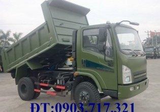 Xe ben DongFeng Trường Giang 5.7 tấn-5700kg-5T7–5t7. Xe ben DongFeng 5 khối  giá 430 triệu tại Bình Dương