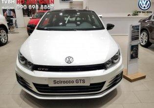 Volkswagen Scirocco GTS trắng - 2 chiếc cuối cùng tại Việt Nam   VW Sài Gòn - Hotline 090.898.8862 giá 1 tỷ 399 tr tại Tp.HCM