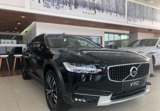 Bán Volvo V90 Cross County T6 AWD sản xuất năm 2018, màu đen sang trọng đẳng cấp giá 3 tỷ 32 tr tại Hà Nội