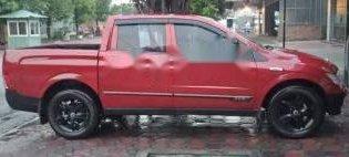Cần bán xe Ssangyong Actyon năm 2010, màu đỏ giá cạnh tranh giá 550 triệu tại Quảng Ninh